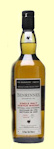 Benrinnes 1996 - 12 Year Old Single Malt Whisky - Managers' Choice