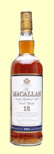 Macallan 1984 - 18 Year Old Single Malt Whisky - Vintage Label