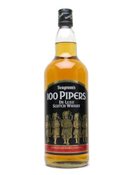 Seagram's 100 Pipers Blended Scotch Whisky