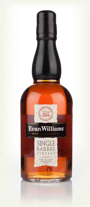 Evan Williams Single Barrel 2004 (bottled 2014)
