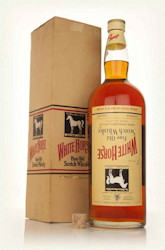 White Horse Blended Scotch Whisky 4.5l - 1970s